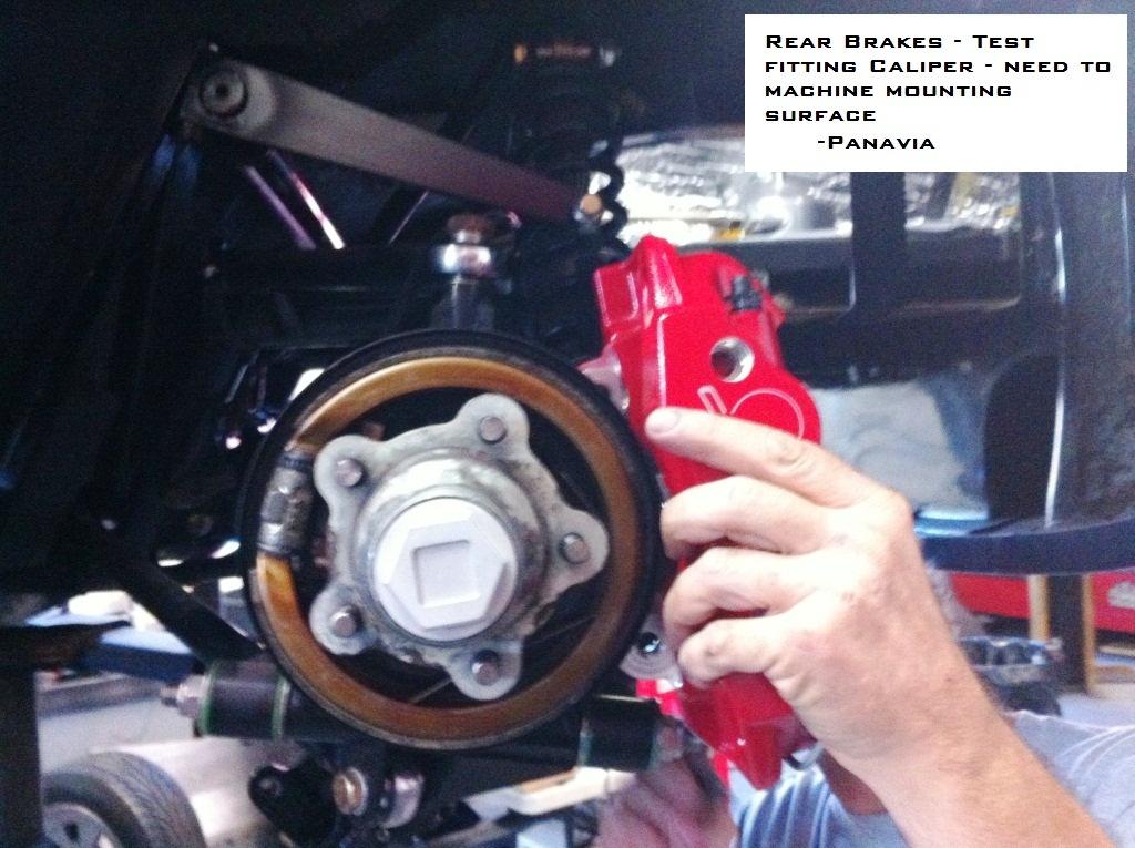 Daytona Coupe Build Thread